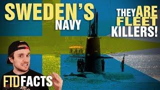 10+ Incredible Facts About Swedish Navy (Svenska marinen)