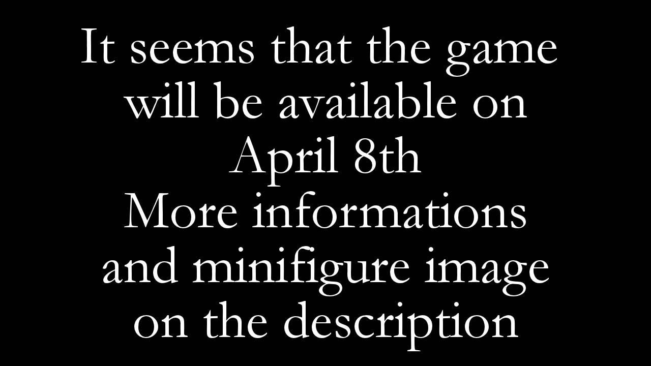 Lego The Hobbit Videogame Pre-order News