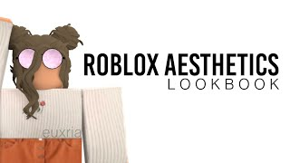 ROBLOX AESTHETICS | Outfit Lookbook ♡