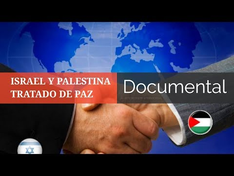 Documental: Israel vs Palestina I conflicto y tratado de paz