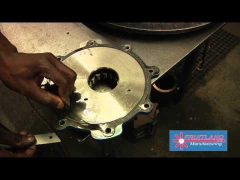 Fruitland Manufacturing Pump ReBuild