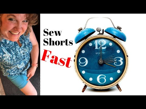 Super-Fast Shorts - Make A Pair Of Shorts Out Of Your Old Pants