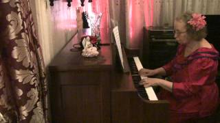 MA AVARECH Jewish Hebrew piano