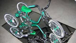 Custom Cartel lowrider bicycle club