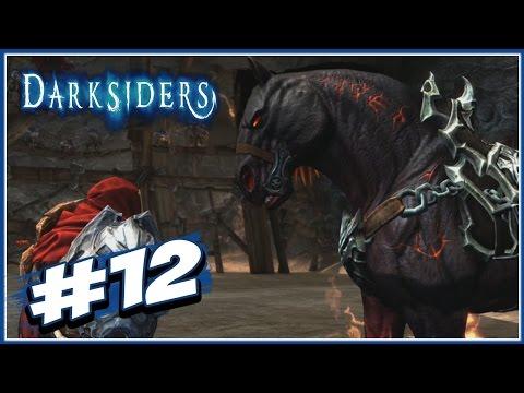 DARKSIDERS #12 - CARPEADO DEMONÍACA!?  - Legendado PT-BR PS4 PRO