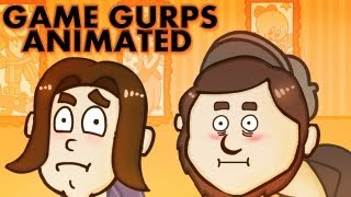 Repeat youtube video Game Grumps Animated : Elevator Gurps