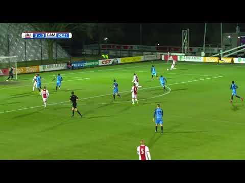 Samenvatting Jong Ajax - SC Cambuur (22-01-2018)