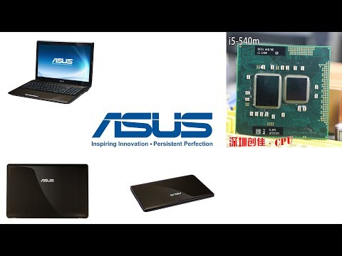 Asus K52JU Intel Turbo Boost Monitor Windows 7