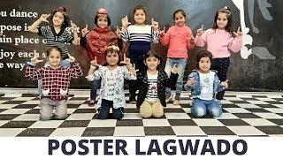 Poster Lagwa Do | Luka Chuppi | Kids Dance Choreography | Saraswati Dance Academy Roorkee