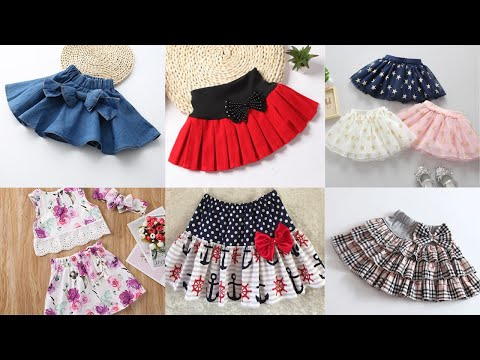 stylish-comfortable-baby-skirts-designs//baby-skirt-design-collection-2020