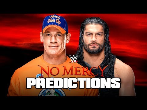 10 Things That WILL HAPPEN At WWE No Mercy 2017 (Going in Raw Countout Ep. 66)
