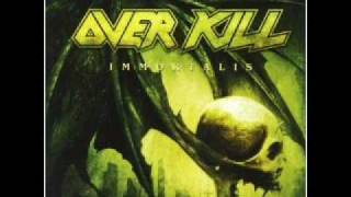 Watch Overkill Overkill Vthe Brand video