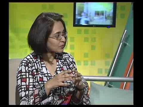 Prof. Dr. Azim J. Khan and Dr. Asma on Geo TV Pakistan