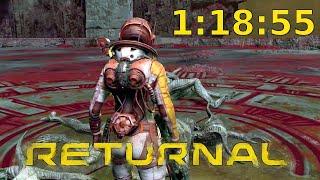 Returnal - Full Game Speed Run (All Biomes And Bosses)