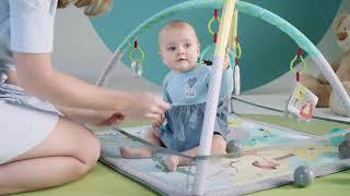 Thảm chơi cho bé Kinderkraft Milyplay nhập khẩu từ Đức