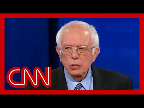 Bernie Sanders: I Thought This Question Might Come Up ...