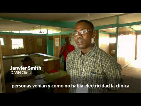 IFC in Haiti: Boost in Energy Boosts Business, Jobs & Services (Spanish)