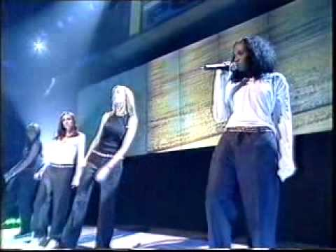 All Saints - Pure Shores - Live On Top Of ThePops