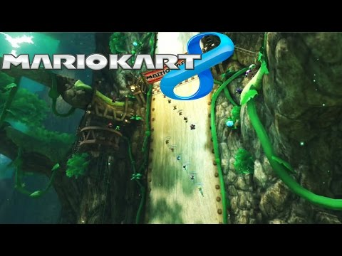 Mario Kart 8 : Passage Feuillage