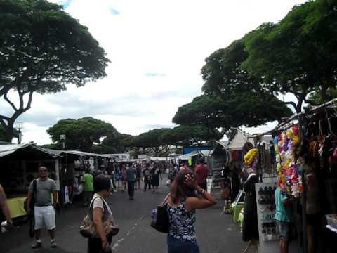 Aloha Stadium Flea Market