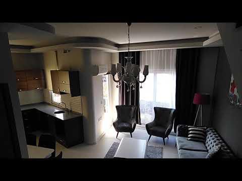 Квартира дуплекс с мебелью и техникой