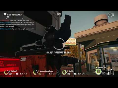 Payday 2 with Friend [10-12-16] - Transport Heists Part 1 (Overkill)