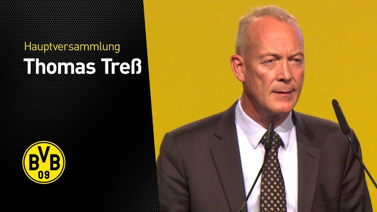Thomas Treß auf der Hauptversammlung 2017