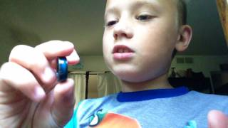 Unboxing mood ring