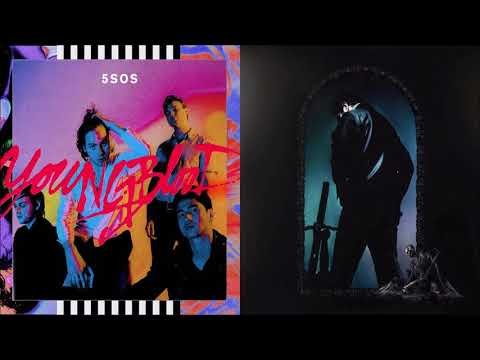 Youngblood Circles (mashup) - 5 Seconds Of Summer + Post Malone