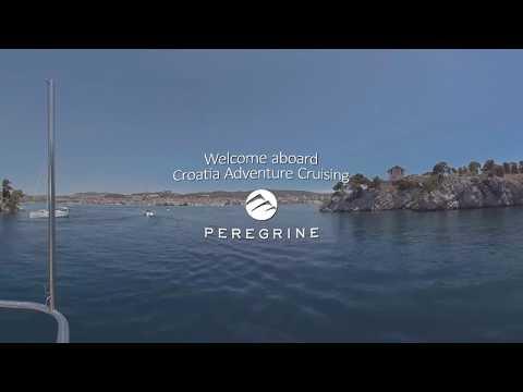360° of Croatia Adventure Cruising with Peregrine