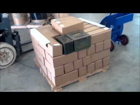 FedArm Bulk Pallets of Ammo
