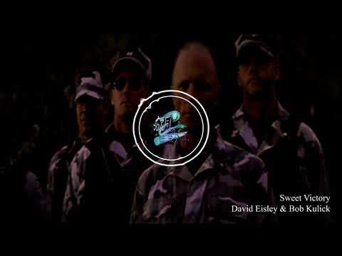 【旋風的音樂分享】David Eisley & Bob Kulick - Sweet Victory