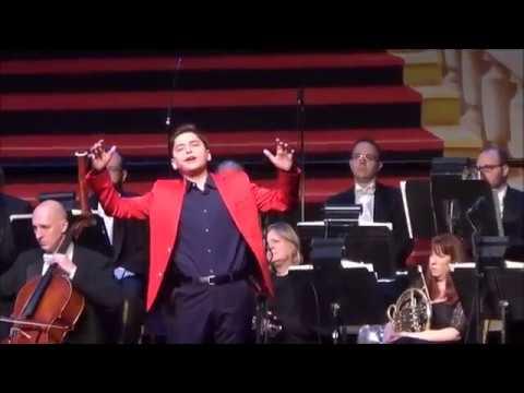 "Adam Kaczmarek -""A Vucchella""Koncert Galowy w Chicago 13 styczeń 2018r"