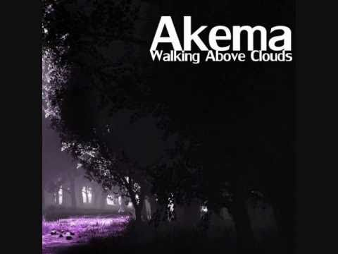 Akema - Walking Above Clouds - RIP001 - Ambient Dubstep