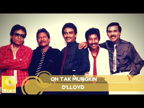 D'lloyd - Oh!Tak Mungkin (Official Music Audio)