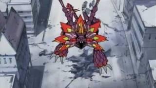 Rockman EXE Beast: Cross Fusion Beast Vs Fusion Cyberbeasts