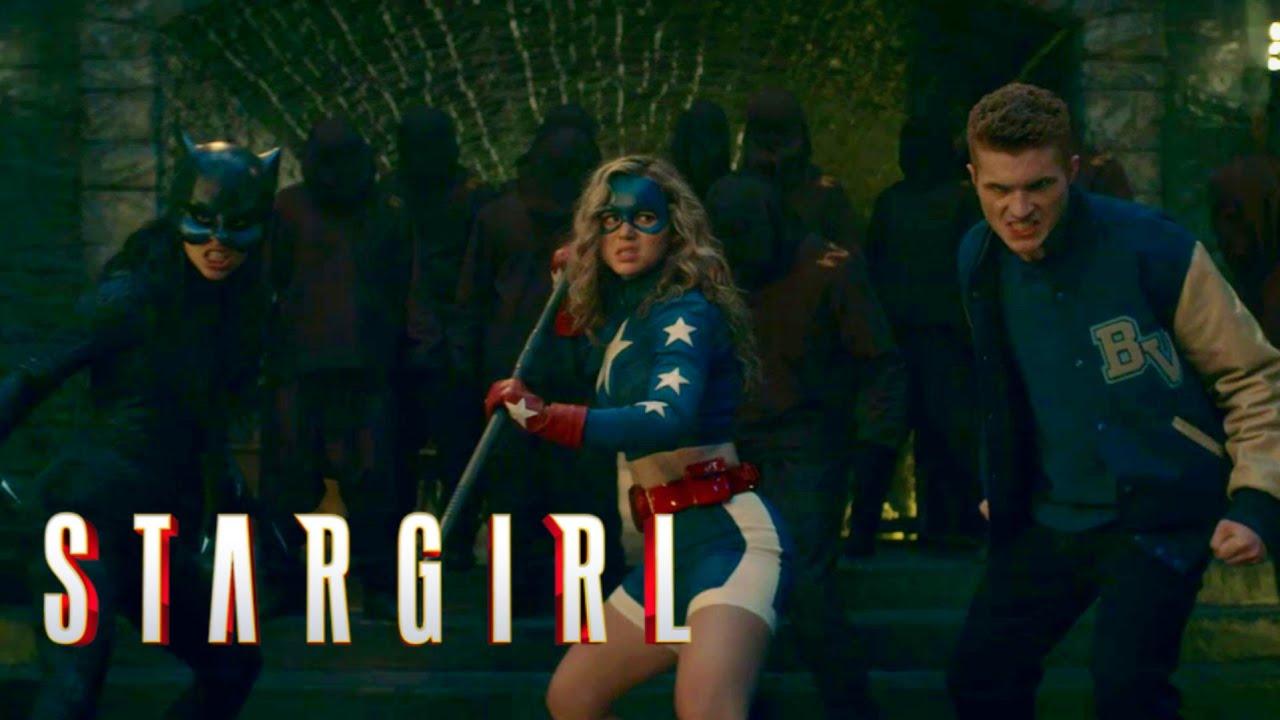 "Download Stargirl Episode 10   ""Stargirl & Wildcat vs. Dragon King"" Clip [HD]   DC"