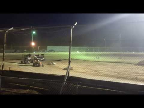 Limerock Speedway 125 feature 7/23/16