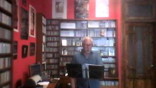 Mensaje a Lorenzo Cecchele   Mes amis, ecoutez l'histoire   ENRIQUE PAZ, 2 8 2015