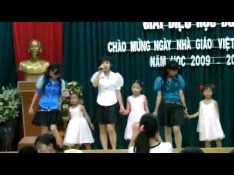 Văn nghệ 20/11/2009 Châu Văn Liêm