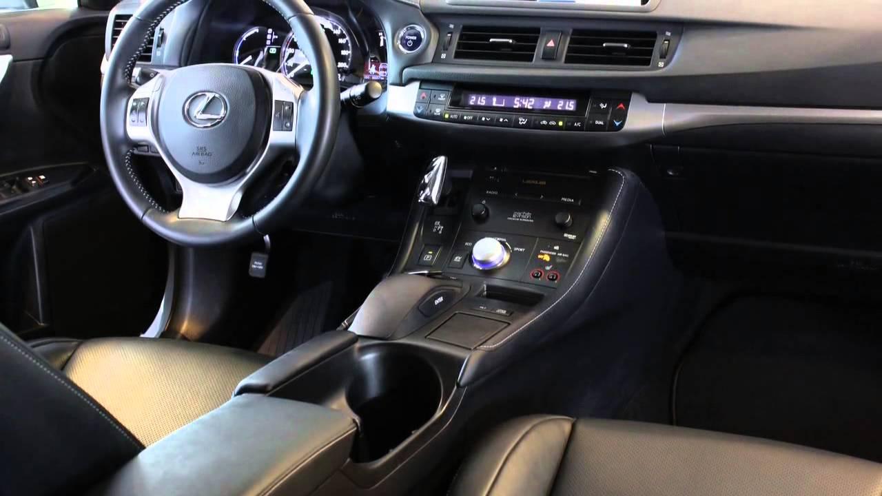 Lexus Ct 200h Luxury Line 14 Bijtelling Mark Levinson 17