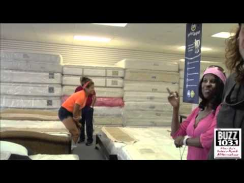 Loper And Randi From The Morning Buzz 12 Price Mattress Youtube
