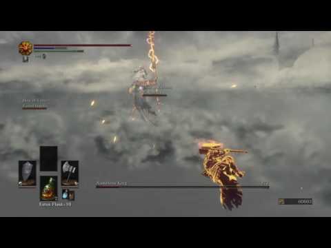 Dark Souls 3 - DBZ Souls Kamehameha!
