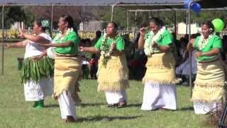 Ha'apai Ma'ui'ui & Mo'ui Lelei Dances