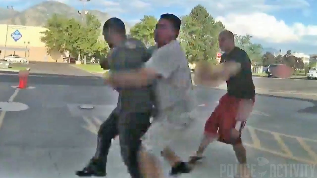 Two latin males slam a lad