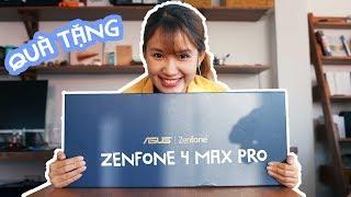 Hộp quà siêu khủng dành cho Asus Zenfone 4 Max Pro