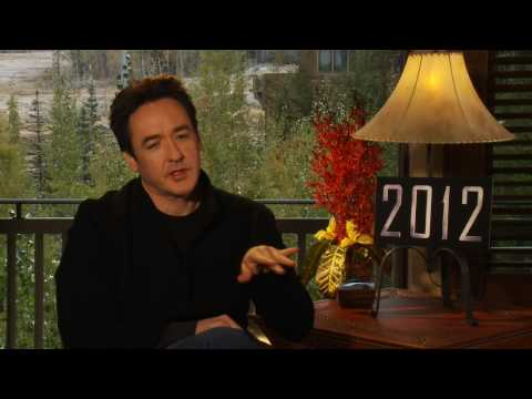 John Cusack interview for 2012 in HD