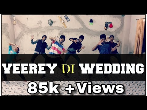 VEERE DI WEDDING | DANCE VIDEO | SIMPLE...