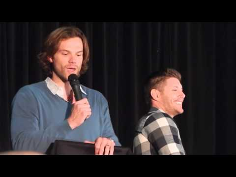 Jensen and Jared Talk About Richard Directing Torcon 2015