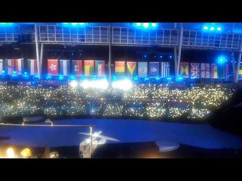 Olympics Opening-2016- Maracana Stadium, Rio, Brazil Part-1